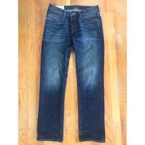 A&F Dark Wash Jeans - 31x32